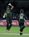 Matthew Spriegel and Zander de Bruyn saw Surrey home, Somerset v Surrey, CB40 final, Lord's, September 17 2011