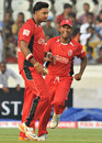 Ravi Rampaul finished with 2 for 17 and contributed to two run-outs, Ruhuna v T&T, CLT20 qualifier, Hyderabad, September 19, 2011