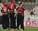 Harry Gurney dismissed Trinidad's openers