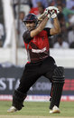 Abdul Razzaq got to a fifty off 36 balls, Leicestershire v Ruhuna, CLT20 qualifier, Hyderabad, September 21, 2011