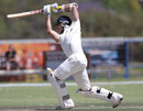 Kyle Coetzer scored 62 on the first day for Scotland, Namibia v Scotland, ICC Intercontinental Cup, Windhoek, 1st day, September 23 2011