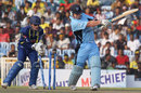 Daniel Smith was bowled for 24, Cape Cobras v New South Wales, Champions League T20, Chennai, September 24, 2011