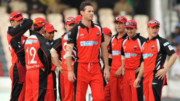 Shaun Tait got an early wicket for South Australia