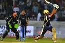 Yusuf Pathan slammed four consecutive sixes