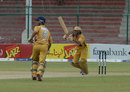 Abid Ali plays a shot, Lahore Eagles v Quetta Bears, Faysal Bank T20, Karachi, 27 September, 2011