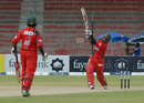 Imran Farhat plays an attacking stroke, Lahore Eagles v Quetta Bears, Faysal Bank T20, Karachi, 27 September, 2011