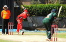 Rajesh Bhudia bowling, Nairobi Buffaloes v Kongonis, East African Cup, Nairobi, October 2, 2011