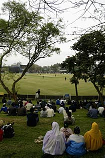 Gymkhana Club Ground, Nairobi