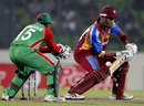 Lendl Simmons guided West Indies with 80