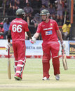 Brendan Taylor and Forster Mutizwa led a strong fightback, Zimbabwe v New Zealand, 1st ODI, Harare, October 20, 2011