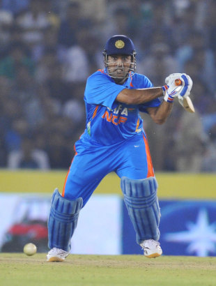 MS Dhoni finished the match off in typical style
