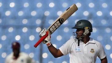 Shahriar Nafees celebrates his half-century