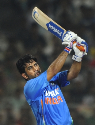 MS Dhoni bludgeoned England into submission before his spinners sealed the whitewash