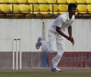 Amol Jungade picked up five wickets, Himachal Pradesh v Vidarbha, Ranji Trophy Plate League 2011-12, Dharamsala, November 10, 2011