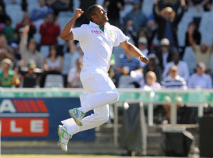 Vernon Philander's five-for on debut skittled Australia for a shocking 47, after South Africa had themselves slumped to 96 on a manic day in Cape Town