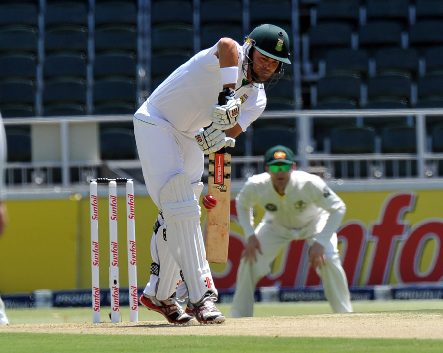 139158 - Rudolph, Morkel working to improve