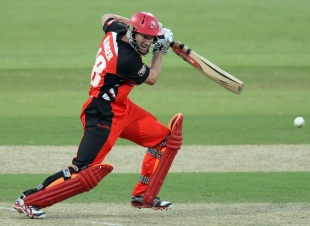 Michael Klinger scored 105 off 122 balls to lead South Australia to victory against Queensland at the Adelaide Oval
