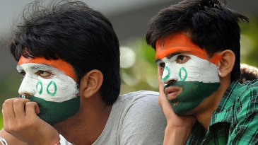 Indian fans wait for the elusive 100th century by Sachin Tendulkar