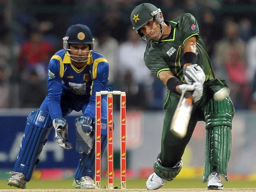 139469 - Pakistan to host Sri Lanka in UAE