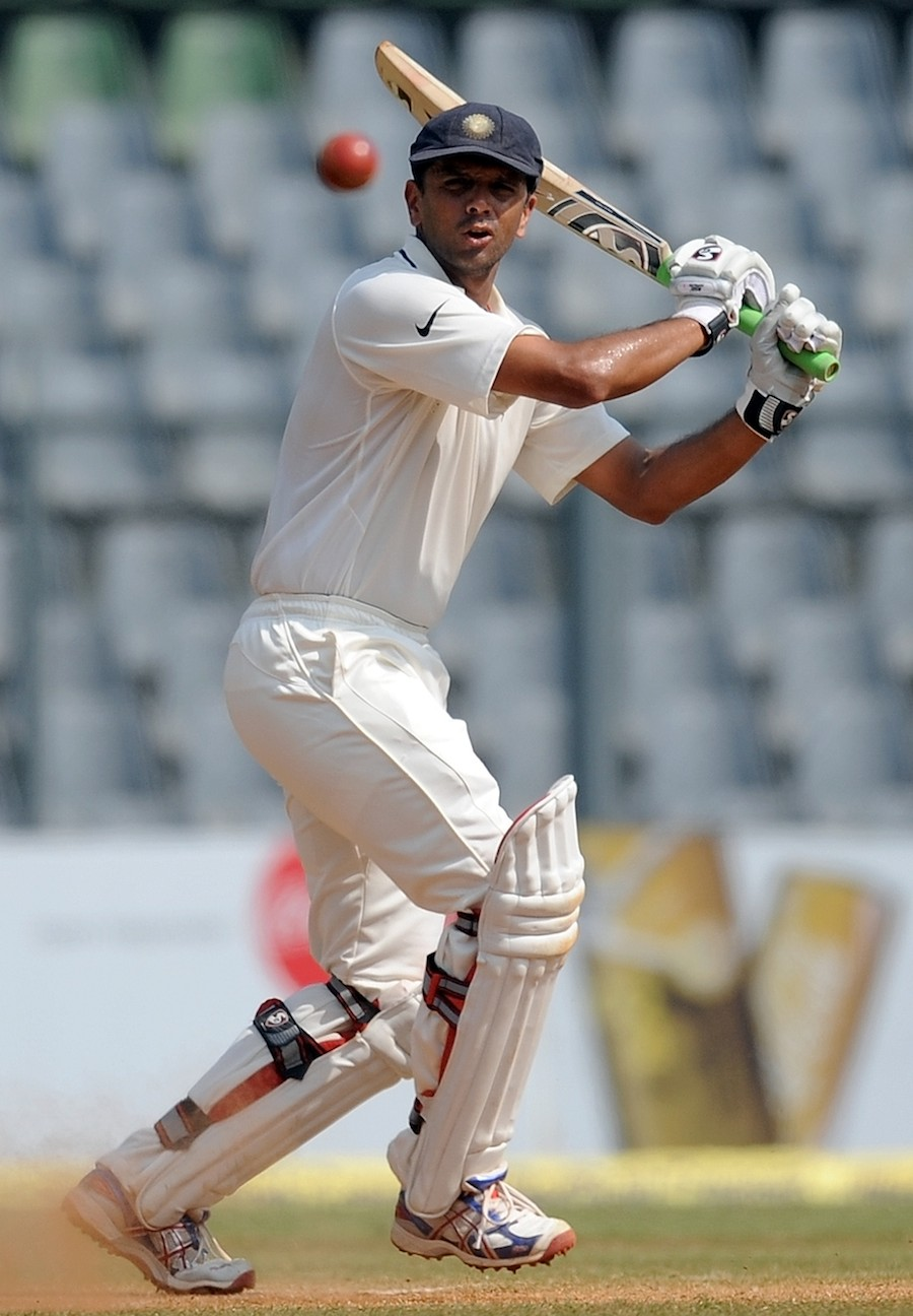 Rahul Dravid Inducted In ICC Hall Of Fame
