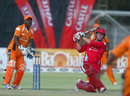 Gary Ballance hits out, Mashonaland Eagles v Mid West Rhinos, Stanbic Bank 20 Series, Harare, November 30, 2011