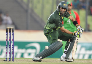 Shoaib Malik was drafted into the squad despite not having done anything of note recently