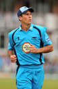 Wayne Madsen playing for Derbyshire in the FLt20