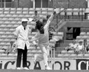Dilip Doshi took five wickets in the match, England v India, The Oval, 3rd Test, 5th day, July 13, 1982