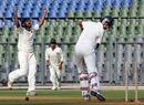 Balwinder Sandhu took 5 for 66 for Mumbai on debut, Mumbai v Punjab, Ranji Trophy Elite, Mumbai, December 21, 2011