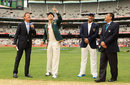 Australia elected to bat in Melbourne, Australia v India, 1st Test, Melbourne, 1st day, December 26, 2011