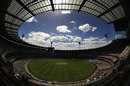 A view of the MCG, Australia v India, 1st Test, Melbourne, 2nd day, December 27, 2011