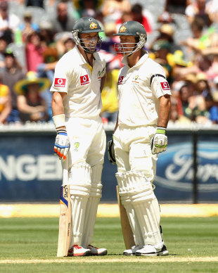 Australia's batting is still too reliant on the ageing Ponting and Hussey