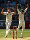 James Pattinson finished with four wickets