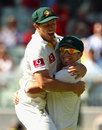 James Pattinson and Peter Siddle were very effective in the Boxing Day Test