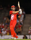 Andrew McDonald hit seven sixes and no fours in his 60, Melbourne Renegades v Sydney Sixers, BBL, Docklands, January 2, 2012