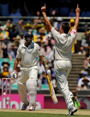 Australia's bowlers have pitched fuller on grassy surfaces, and India's batsmen have struggled like they did in England