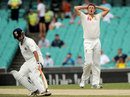 Gautam Gambhir stalled Australia's charge in the second innings