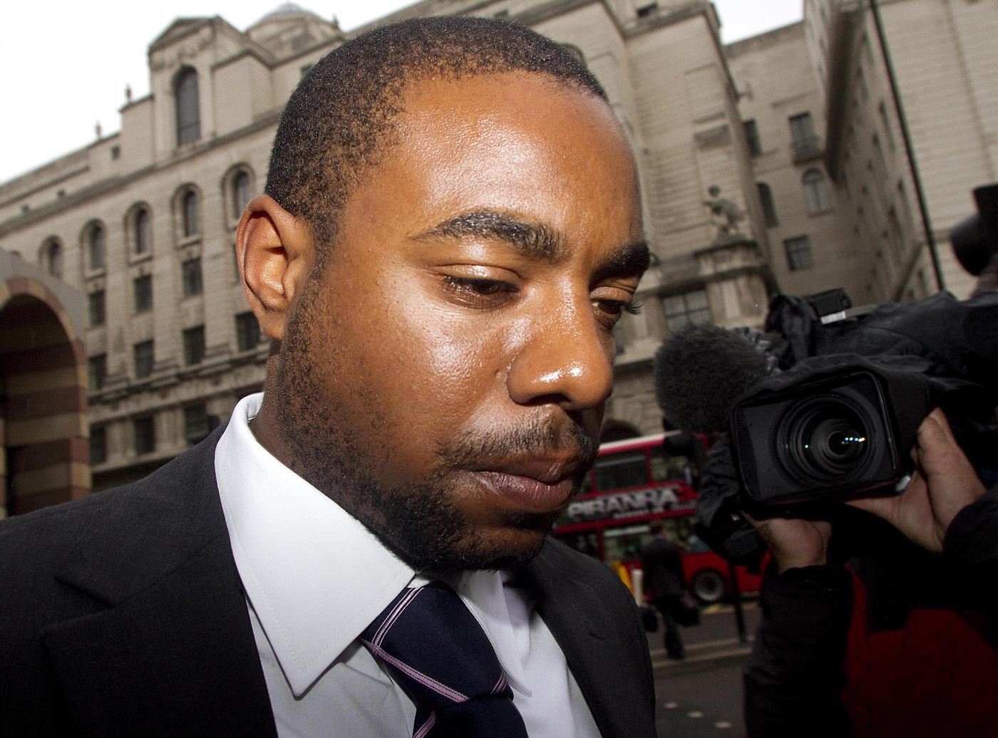 Mervyn Westfield had to live not only with the humiliation of a ban, but also time in jail