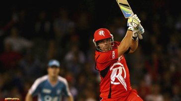 Aaron Finch top-scored for the Renegades with 72