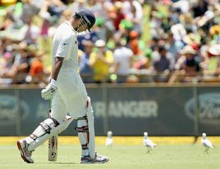 The failure of the batting line-up has led to India's losses in Australia, says chief selector Kris Srikkanth