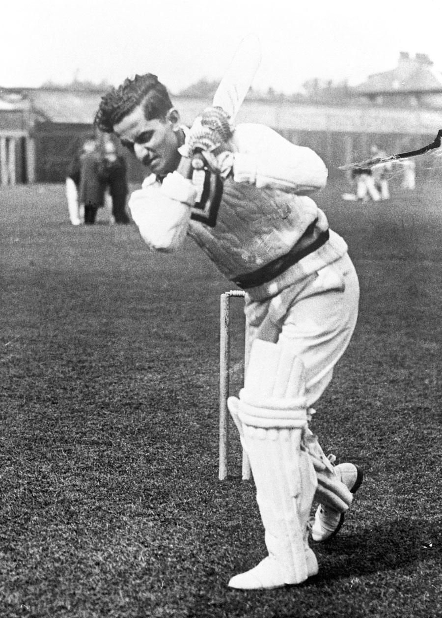 vijay hazare of  India in test cricket KreedOn