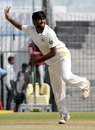 Aushik Srinivas toiled 85 overs to take 4 for 192, Tamil Nadu v Rajasthan, Ranji Trophy final,Chennai, 3rd day, January 21, 2012