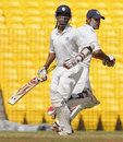 Vineet Saxena and Robin Bist added 123 for the third wicket, Tamil Nadu v Rajasthan, Ranji Trophy final,Chennai, 3rd day, January 21, 2012