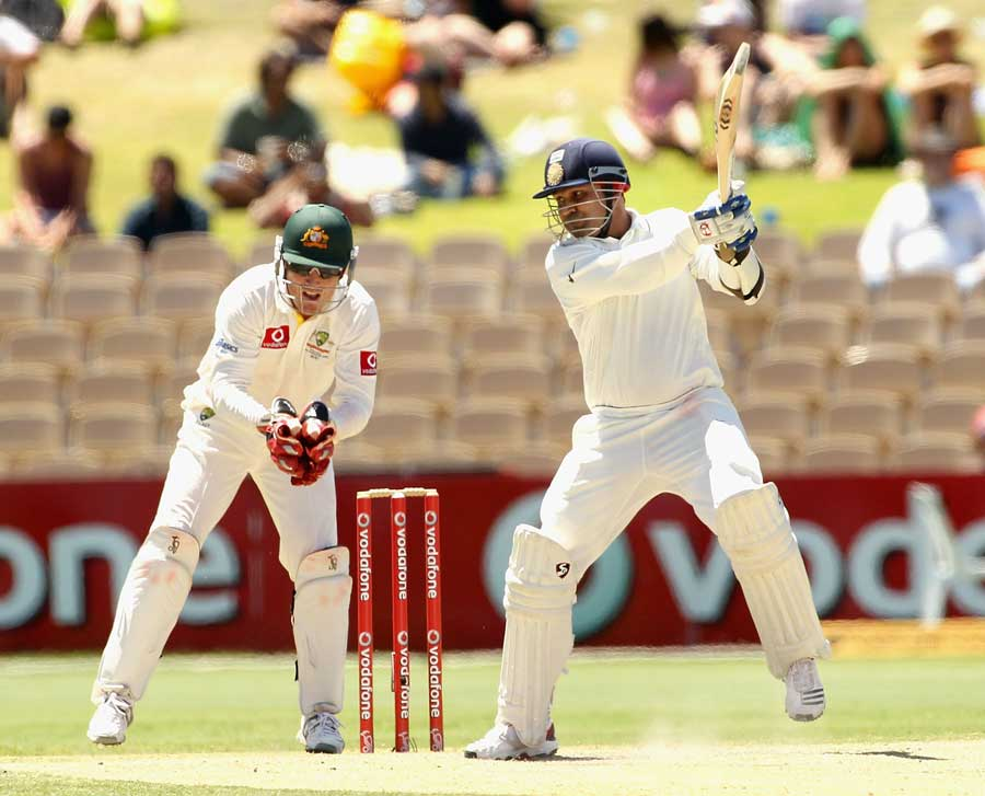 Among batsmen with 1500-plus Test runs, Virender Sehwag has hit the highest number of boundary fours per match