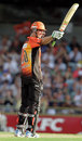 Mitchell Marsh scored an unbeaten 77 off 57 balls