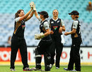 Kate Broadmore picked up 3 for 9 in four overs, Australia v New Zealand, 4th Women's T20, Sydney, February 1, 2012