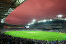 International cricket debuted at Stadium Australia in the first T20I, Australia v India, 1st Twenty20, Stadium Australia, Sydney, February 1, 2012