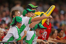 Young fans enjoy the game, Melbourne Renegades v Sydney Sixers, BBL, Docklands, January 2, 2012