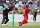 Tatenda Taibu cuts during his half-century, New Zealand v Zimbabwe, 2nd ODI, Whangarei, February 6, 2012