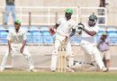 Chris Gayle made 165 to propel Jamaica in their second innings, Jamaica v Windward Islands, Day 2, Kingston, Regional Four Day competition, February 4, 2012